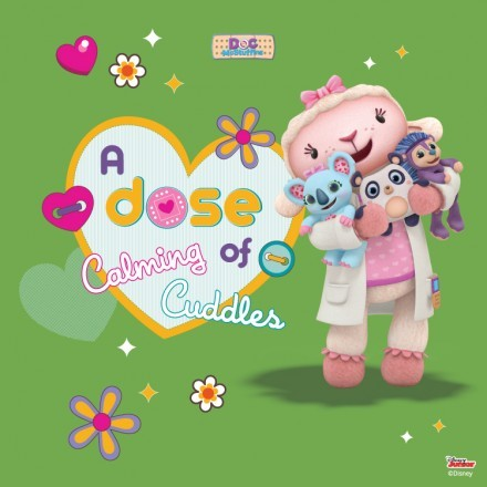 A dose of cuddles, Doc McStuffins