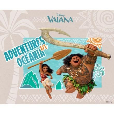 Περιπέτειες στον ωκεανό, Vaiana
