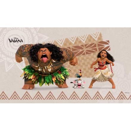 Moana and Maui!