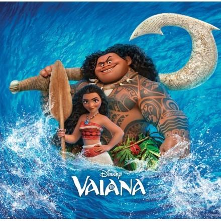 Η Vaiana και ο Maui
