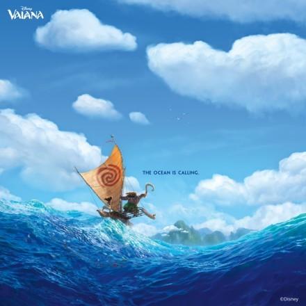 Ο ωκεανός σε καλεί, Βαϊάνα