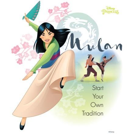 Ξεκίνα τη δική σου παράδοση, Mulan