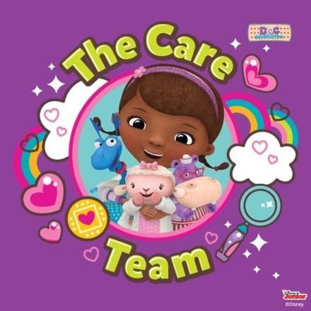 The care team, Doc Mc Stuffins!