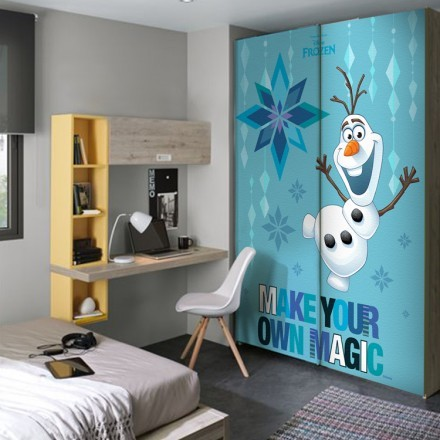 Make your own magic, Olaf