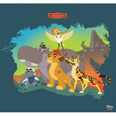 Kion and his friends!