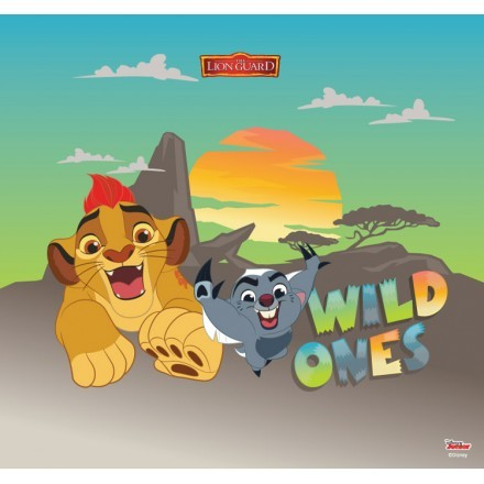 Wild ones, Lion Guard