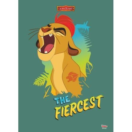 Kion the fiercest, Lion Guard