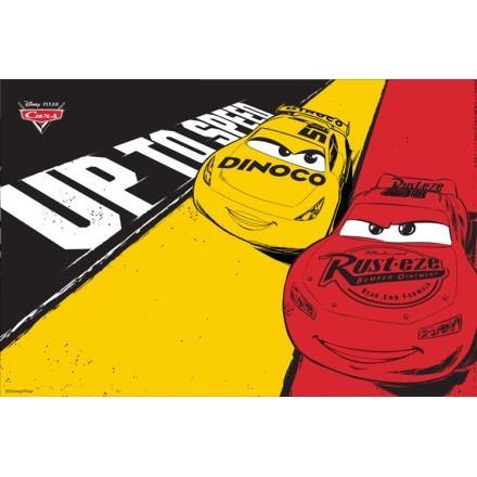 Up to Speed, McQueen & Cruz Ramirez