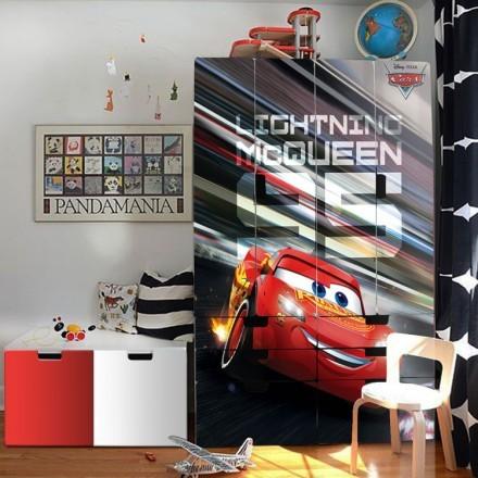 Lightning McQueen, 95!