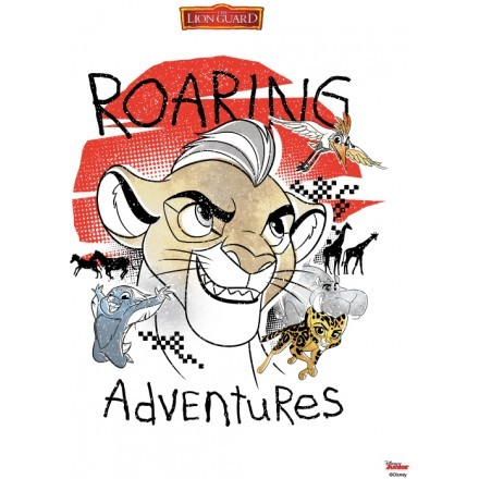 Roaring adventures, The Lion Guard