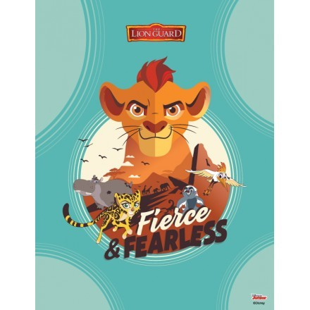 Fierce and Fearless, The Lion Guard
