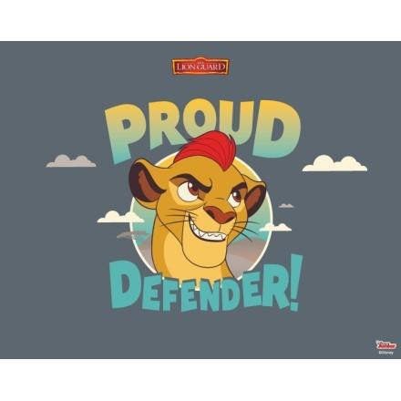 Proud defender, The Lion Guard