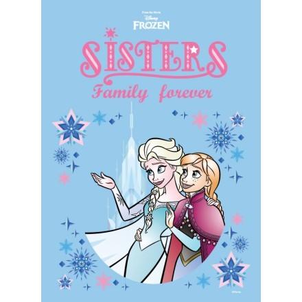 Sisters Frozen, Family forever