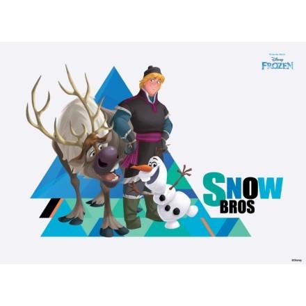 Snow Bros, Frozen