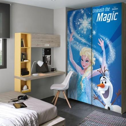 Magic, Frozen