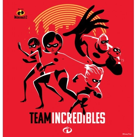 The Incredibles!!