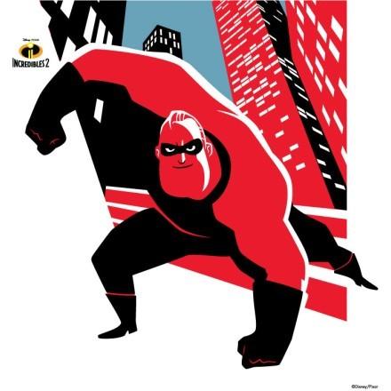 Ο κύριος Απίθανος, Incredibles!