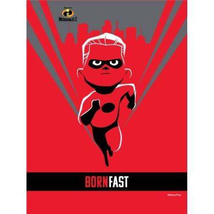 Born Fast, Increadible Dash!