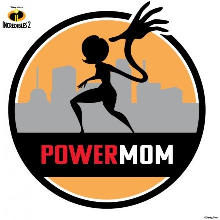 Power Mom, The Incredibles!!