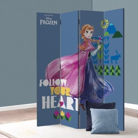 Ακολούθησε την καρδιά σου Άννα, Frozen