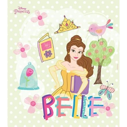 Η όμορφη Belle σε πουά φόντο!