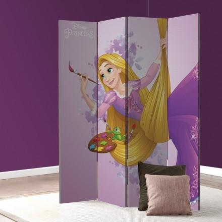 Η Rapunzel ζωγραφίζει!