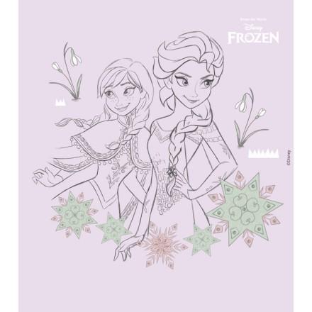 Sisters Anna & Elsa, Frozen