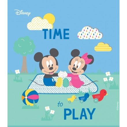 Time to play, Minnie & Mickey Mouse
