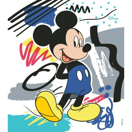 Mickey Mouse, ζωγραφική!