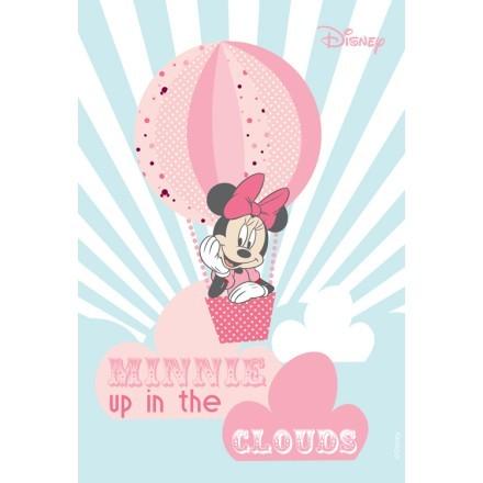Ψηλά στα σύννεφα, Minne Mouse