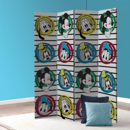 Donald Duck, Pluto, Goofy, Mickey Mouse