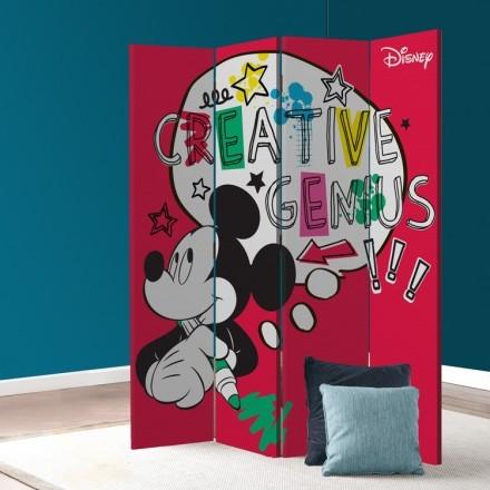 Mickey Mouse, creative & genius