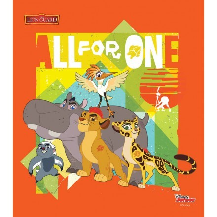 All for one, The Lion guard