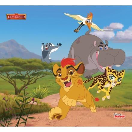 Η φρουρά των λιονταριών!