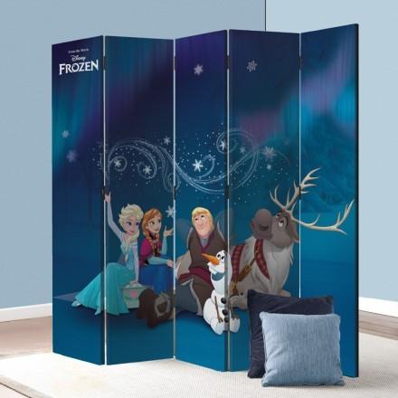 Elsa, Anna, Olaf, Kristoff, Sven, Frozen