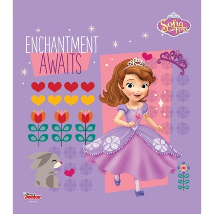 Enchantment awaits, Sofia the first