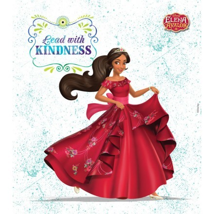 Read with kidness, Elena of Avalor