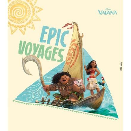 Epic Voyage, Moana