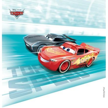 McQueen & Jackson Storm, Cars