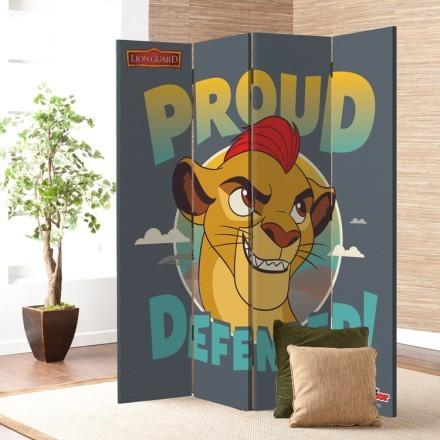 Proud defender, Lion Guard