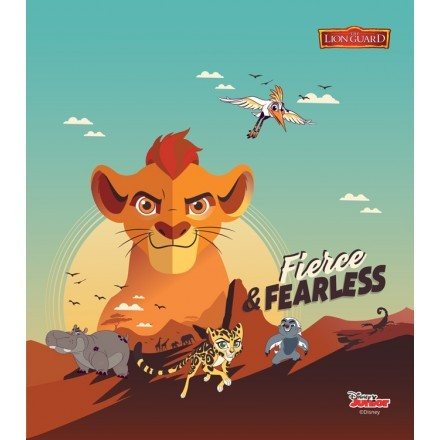Fierce and Fearless, Lion Guard