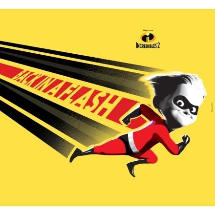 Back in a flash, Dash Parr!