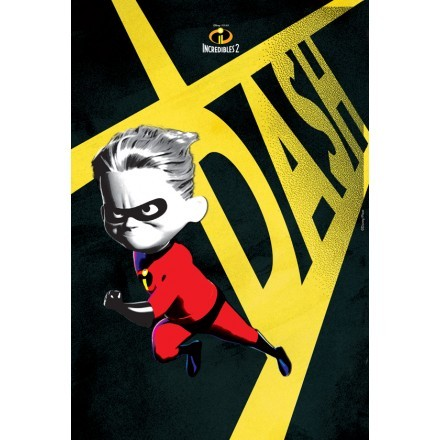 Dash Parr, The Incredibles..!