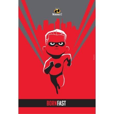 Born Fast, Dash Parr!