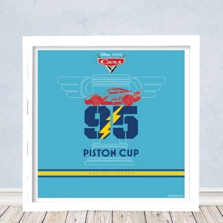 95 Piston Cup, Cars