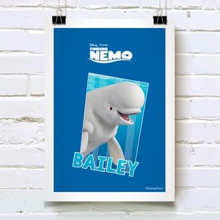 Bailey,Finding Nemo!