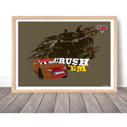 Crush em , Cars