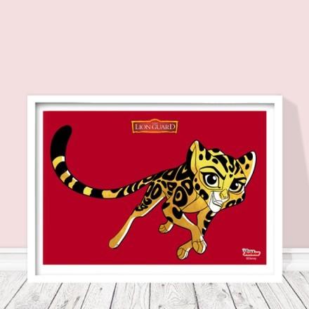 Η Fuli τρέχει, Lion Guard