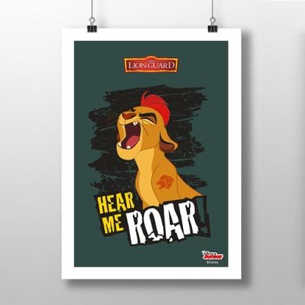 Hear me Roar , Lion Guard