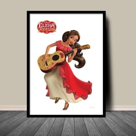 Η Ελενα του Άβαλορ παίζει κιθάρα!